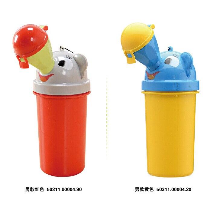 South Korea Children Portable Men And Women Baby Car Mounted Urinal Urine Bottles
