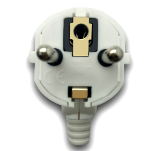 Image 3 - 4000W EU European Power Plug Electrcial Extension Cord Cable Wired Plug Adapter French Russia Korea Germany Thailand