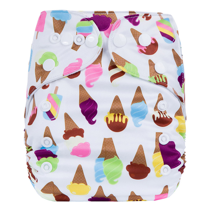 Cloth Diaper Oem Organic Baby Cotton Cloth Nappies Diapers	 High Quality Reusable Baby Diapers P12