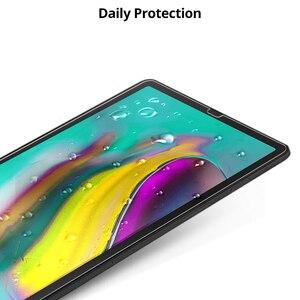 Image 5 - Protecteur Décran En Verre trempé pour Samsung Galaxy Tab A 10.1 2019 T510 S7 11 2020 8.0 2018 S5E 10.5 S6 Lite 10.4 P610 T590 T720