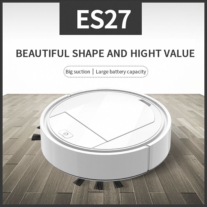WXB 3 in1 automatic Robot Wireless Vacuum Cleaner Sweeping USB Charging Intelligent Lazy Vaccum Cleaner Robots Household Machine image