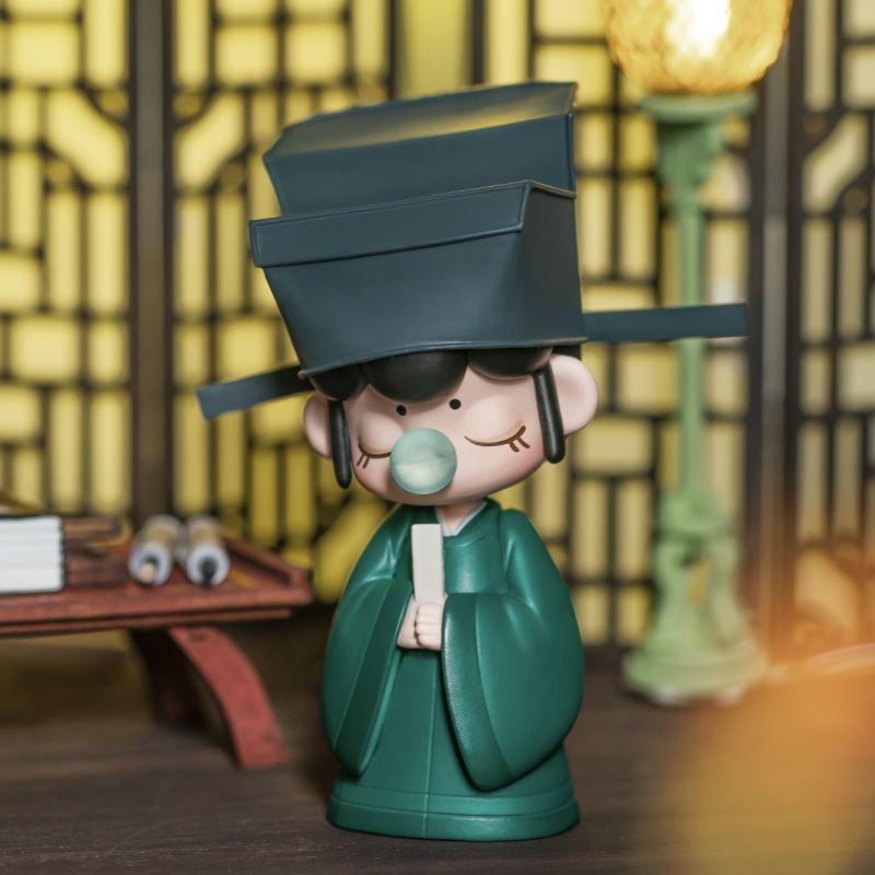 Robotime Nanci 3 Generation Blind Box Action Figure Birthday Gift Kid Toy free shipping(China)