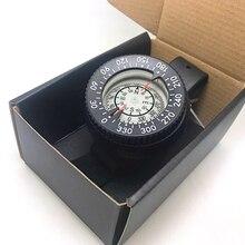 50 м водонепроницаемые часы компас для дайвинга видимые светящиеся часы компас