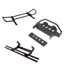 Metal Front Upper/Lower Bumper Rear Protection for TRX-4 G500 G63 RC Car