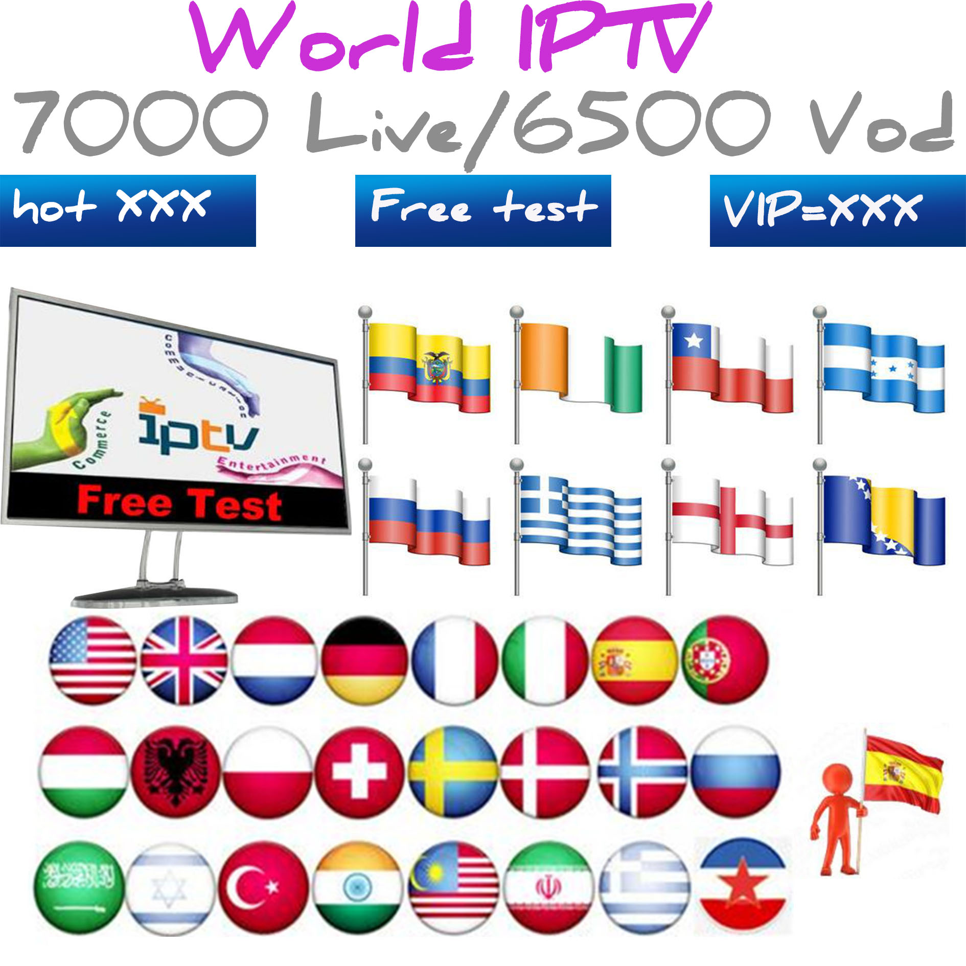 Arabisch IPTV Abonnement android tv box NEOTV PRO Italienisch Spanisch Europa Deutschland Belgien IPTV code Globale IPTV abonnement XXX