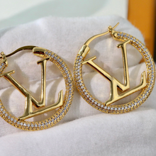 2020 Trendy Earrings Hoops For Women Light Luxury Sliver Zircon Drop Earrings Wedding Earrings Valentine's Day present Jewelry