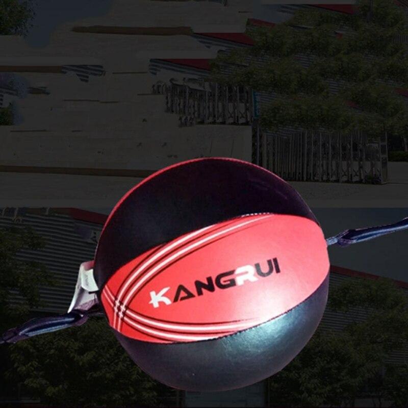 Kangrui suspensão boxe formação descompressão bouncy bola casa equipamentos de fitness boxe bola velocidade