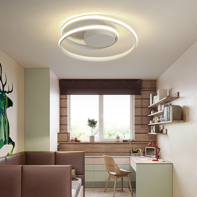lampada de teto minimalista moderna iluminacao 05