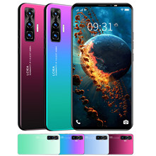 P48Pro 2021 Smartphone Neueste Generation! 512MB + 4GB 5,8 Zoll Bildschirm HD Kamera Android Mobile Handy