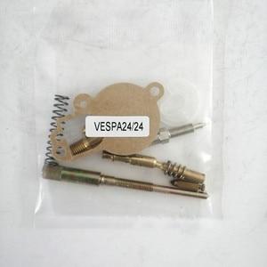 Комплект для ремонта прокладок для карбюратора 24 мм для VESPA LML Spacer для DELLOROT 24-24D LML 3 порта Orado NV NV3 PX 125/150