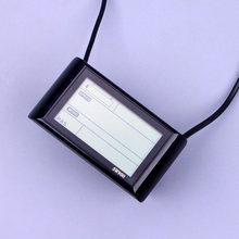 SW900 36V/48V cyfrowy Panel wyświetlacza LCD z PAS do roweru elektrycznego wymiana kontrolera bez USB