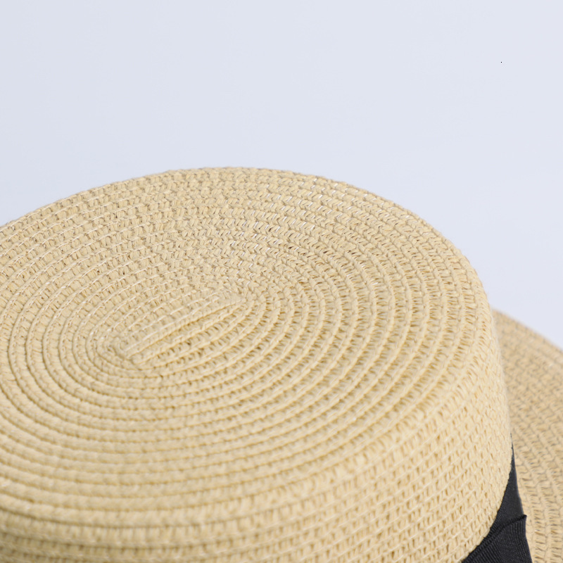 Simple Summer Casual Beach Hat Female 21
