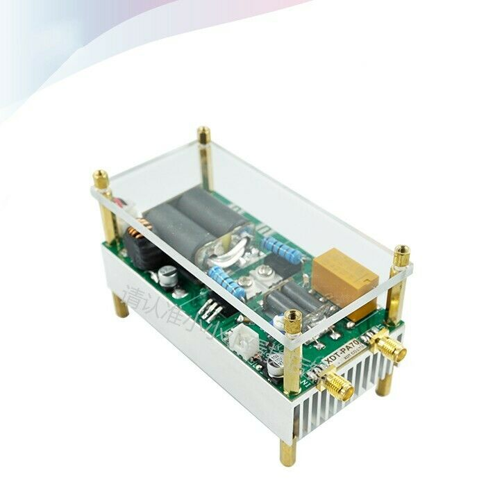 Assembled 100W 3-30MHz HF Power Amplifier F QRP YAESU FT-817 KX3 818 SSB CW AM
