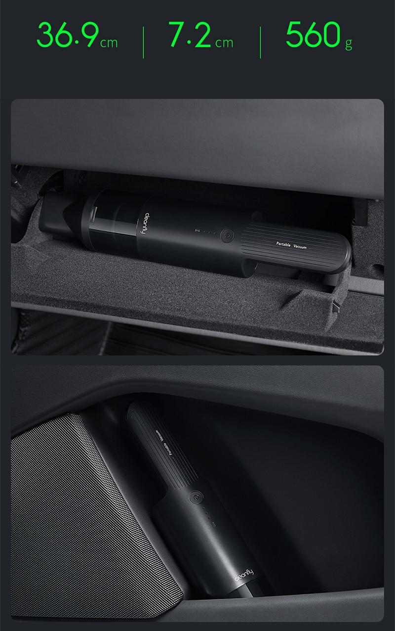 Xiaomi mijia cleanfly fv2 autos carro sem