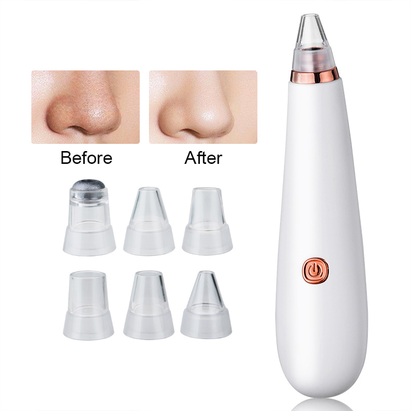 Blackhead Remover Acne Pimple Removal Vacuum Suction Machine Face Deep Pore Cleaner Skin Care SPA Facial Beauty Tools