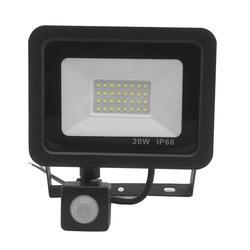 Светодиодный прожектор 10/20/30/50 Вт с датчиком движения, водонепроницаемый, Ac220v, 20PIR, прожектор, прожектор, уличный Точечный светильник для сад...
