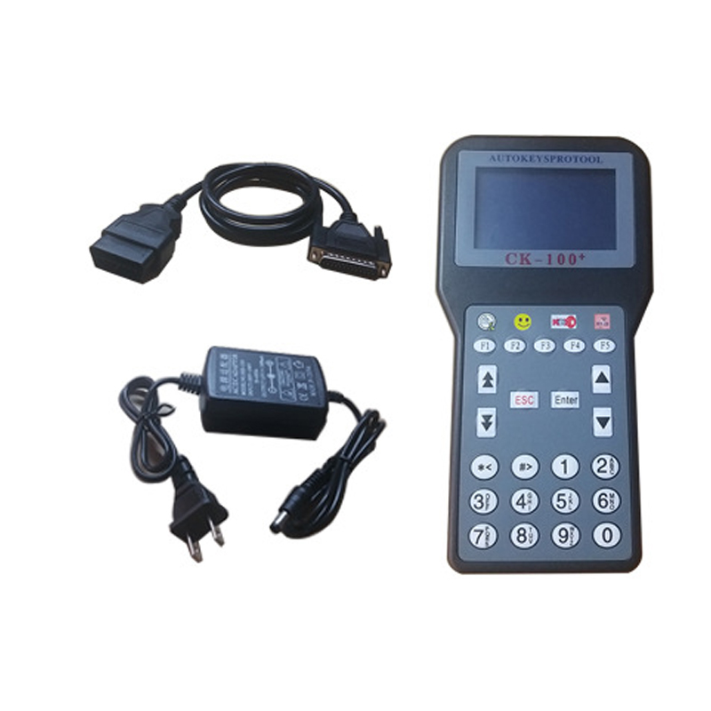 Auto Key Programmer CK100 No Tokens Limited CK-100 Key Maker V99.99 Latest Generation Of SBB CK100 Support Many Languages
