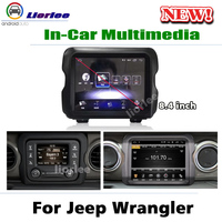 Car GPS Multimedia Player For Jeep Wrangler JL 2018~2020 Android Radio Audio Stereo accessories Screen Navigation System
