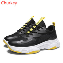 цены Men Sneakers Mens Sneakers Casual Fashion Shoes 2018 Men Light Breathable Hard-Wearing Mesh Spring/Autumn Shoes Men Sports Shoes