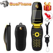"""Откидной телефон Newmind F15 Plus 1,4"""" мини-ключ для автомобиля, студенческий двойной Sim MP3 модель, детская игрушка, мобильный телефон"""
