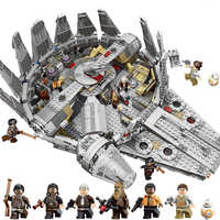 Force Awakens Star Set Wars Series Compatible with Legoinglys 79211 Figures Model Building Blocks Toys For Children