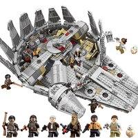Force Awakens Star Set Wars Series Compatible with Legoinglys 79211 Figures Model Building Blocks Toys For Children