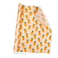 Beeswax Wrap 13 x 39 Inch Reusable Food Wrap Eco Friendly Sustainable Beeswax Food Wrap for Sandwich  Cheese  Fruit  Bread  Snac|Other Kitchen Specialty Tools|   -