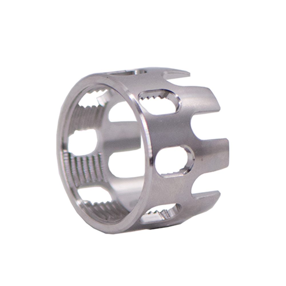 High Quality Steel Buttstock Pipe Lock Ring For Airsoft AEG Air Guns Gel Blaster Outdoor Sports Pistol Paintball Accessories