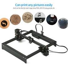 Laser-Engraving-Machine Mark-Printer Off-Line-Control Laser-Logo Working-Area Desktop Diy