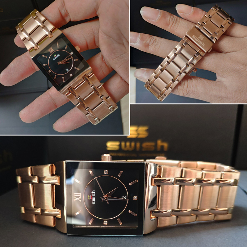 Women's Luxury Bracelet Watches Top Brand Designer Dress Quartz Watch Ladies Golden Rose Gold Wrist Watch Relogio Feminino 2020
