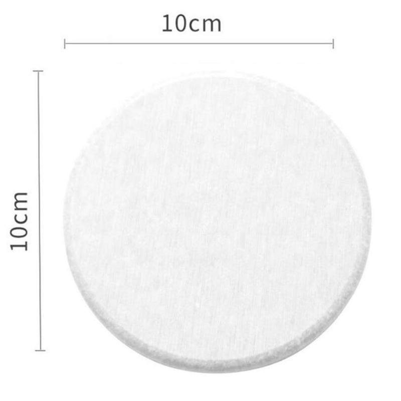 Diatom Mud Coaster Бытовая диатомовая земля умывальник посуда для напитков аксессуары для бусин квадратный круглый водонепроницаемый абсорбирующий Coaster - Цвет: A1