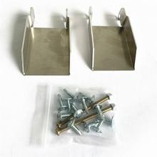 Front Storage Lid Replacement Hinge Fix bracket kit for Polaris sportsman 450 570 850