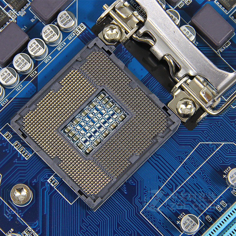 For Gigabyte GA-Z77P-D3 Desktop motherboard MB Z77 LGA 1155 ATX DDR3 32GB SATA3.0 USB3.0 100% fully Tested Free shipping 12