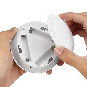 Image 4 - Yeni kısılabilir LED dolap altı ışığı ile uzaktan kumanda pili kumandalı LED dolap ışıkları dolap banyo aydınlatma