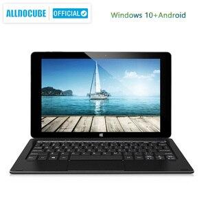 Image 1 - Alldocube iWork10 פרו Tablet 10.1 אינץ זיכרון RAM 4GB + ROM 64GB אינטל דובדבן שביל Windows10 + אנדרואיד 5.1 מערכת כפולה 1920*1200 IPS wifi