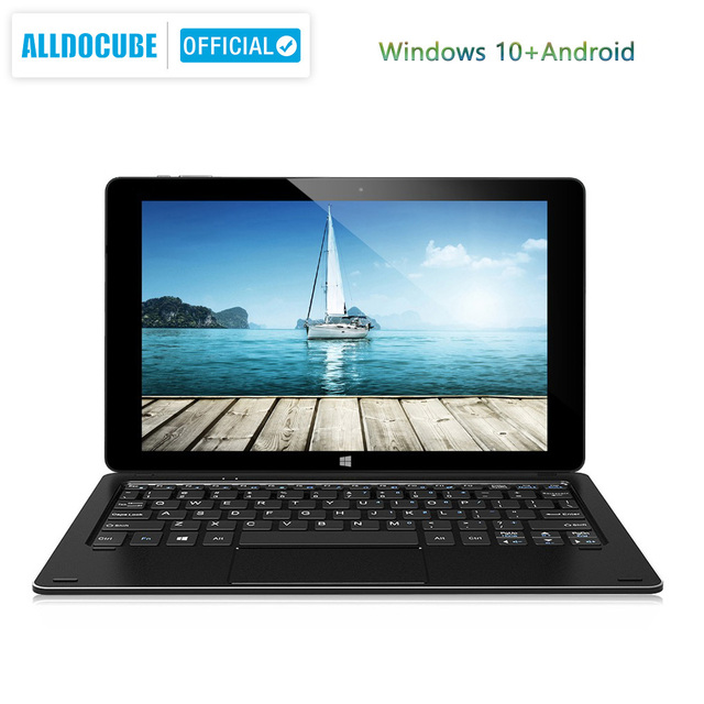 Alldocube iWork10 פרו Tablet 10.1 אינץ זיכרון RAM 4GB + ROM 64GB אינטל דובדבן שביל Windows10 + אנדרואיד 5.1 מערכת כפולה 1920*1200 IPS wifi