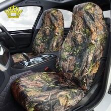 Fundas de asientos de coche impermeables para caza, pesca al aire libre, universal, para jeep, animales, limpieza fácil de desmontar