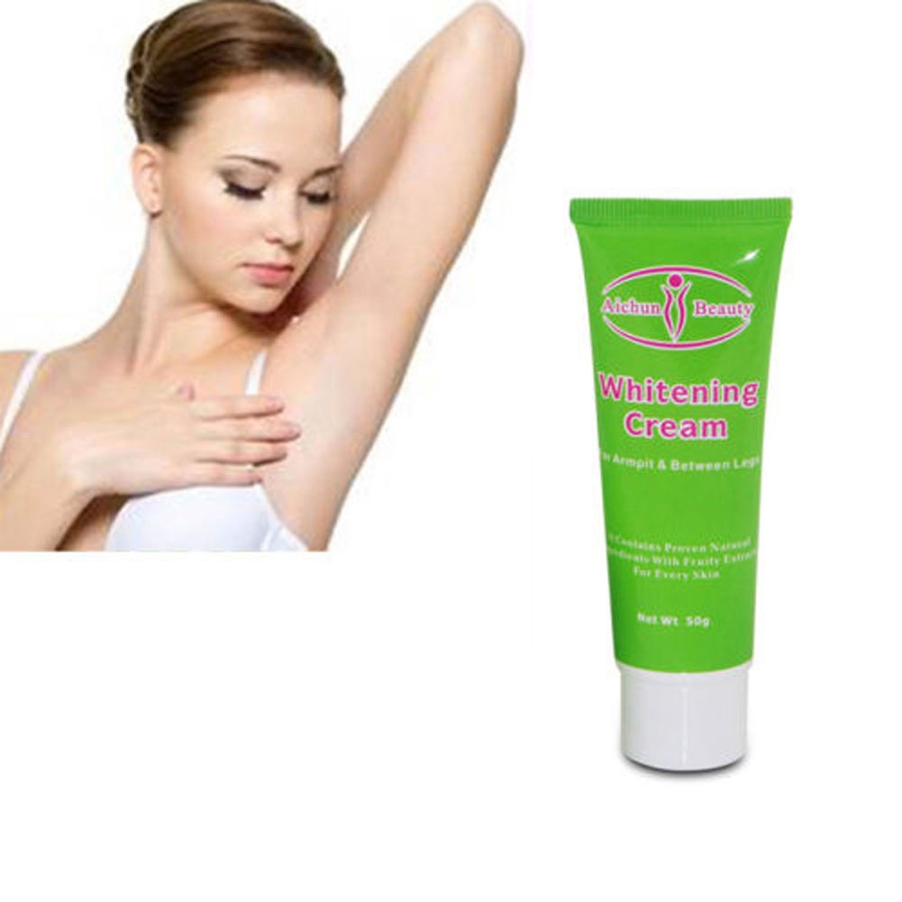 50g Whitening Cream For Armpit Elbow Knee Lightening BIKINI-Underarm Inner Thigh Skin Care Tool
