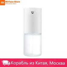 Auf Lager Xiaomi Mijia Auto Induktion Schäumen Hand Washer Waschen Automatische Seife Dispenser 0,25 s Infrarot induktion Für Familie ho d5