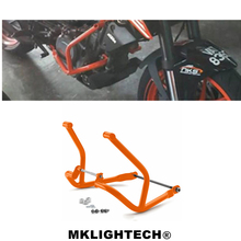 MKLIGHTECH For KTM DUKE 390 KTM390 Duke390 2013-2016 Crash Bar Engine Guard Bumpers Protector Falling Protection