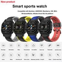 Frauen Smart Uhr Echt-zeit Wetter Prognose Aktivität Tracker Heart Rate Monitor Sport Damen Smart Uhr Männer Für Android IOS