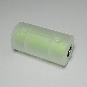 Image 2 - قابل للتعديل الجهد 3 فولت 4.5 فولت 5 فولت 6 فولت 7.5 فولت 9 فولت 12 فولت UK/US/EUPlug موائم مصدر تيار استبدال 2 ~ 8 قطعة C حجم AM2 LR14 بطارية مزيل