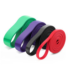 Stretch Resistance Band Exercise Expander Elastic Fitness Band Pull Up Assist Bands for Training Pilates Home Gym