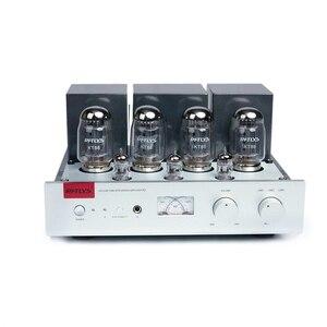 Image 2 - Douk ses Hi end Bluetooth Stereo Entegre KT88 Push Pull Vakum tüp amplifikatör hifi kulaklık Amp