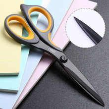 Anti vara anti ferrugem tesoura escritório e casa tesoura de aço inoxidável costura tesoura sólida e durável liga