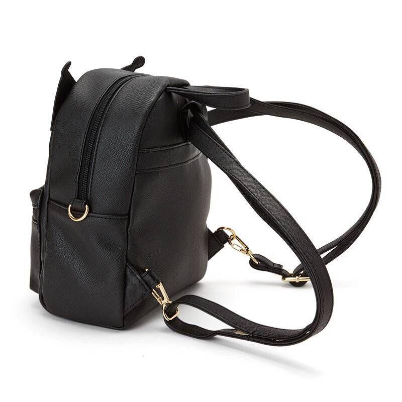My Melody Cinnamoroll Kuromi Leather Bag  2