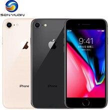 Original Apple iPhone 8 iphone8 2GB RAM 64GB/256GB Hexa-core IOS 3D Touch ID 12,0 MP Kamera 4.7