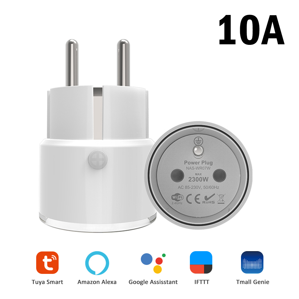NEO FR EU US UK Smart Plug Coolcam WiFi Remote Control Plug Wireless FR Plug Socket Adaptor Work With Alexa Google Home IFTTT