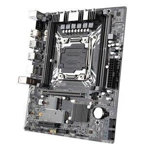 Image 3 - Комплект материнской платы Kllisre X99 с Xeon E5 2620 V3 LGA2011 3 CPU 2 шт. X 8 ГБ = 16 Гб 2666 МГц DDR4 память