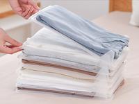 Stacking board clothes t shirt organizer box creative clothes folding board kleding organizer